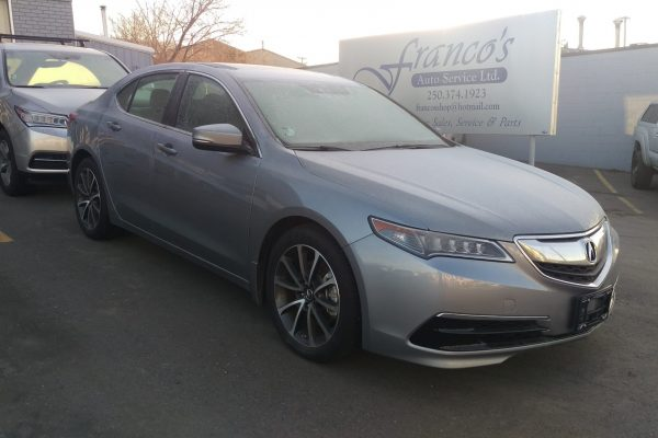 2015 Acura TLX Tech Package $31,500
