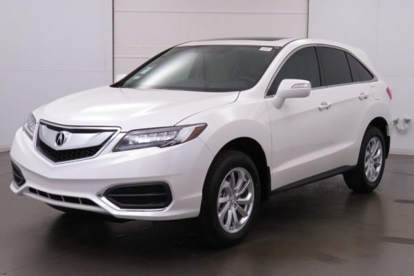 2018 Acura RDX Tech package
