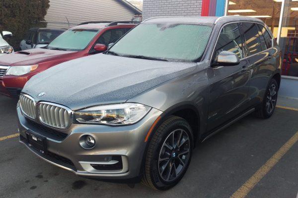2018 BMW X5D $78,500