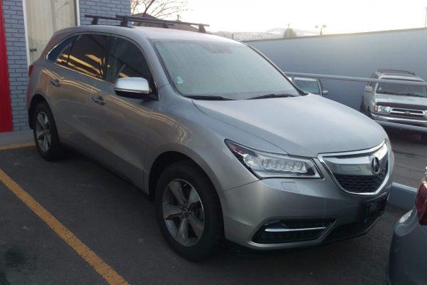 2015 Acura MDX $29,500