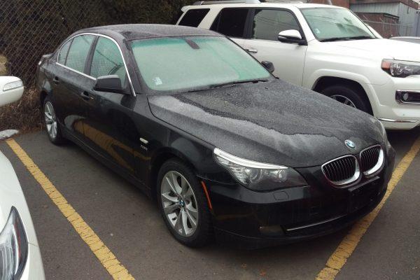 2010 BMW 535xi $13,500