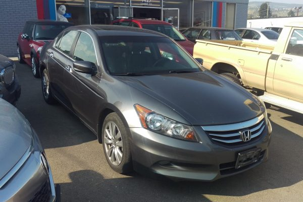 2011 Honda Accord EX-L $14,900