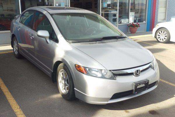 2006 Honda Civic EX $9800