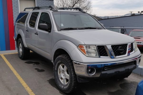 2005 Nissan Frontier SE – Crewcab 6 spd manual $11,500