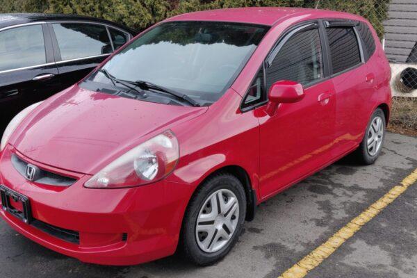 2007 Honda Fit – $4500